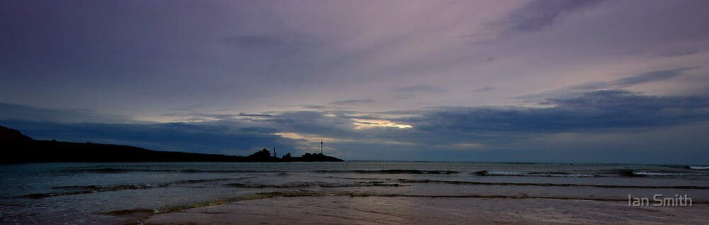Summerleaze Bay Bude Cornwall by Ian Smith