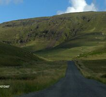 Muckish Mountain, Co Donegal  by Joanne