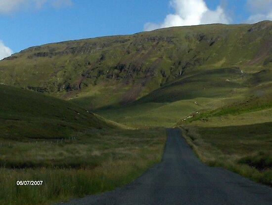 Muckish Mountain, Co Donegal  by Joanne