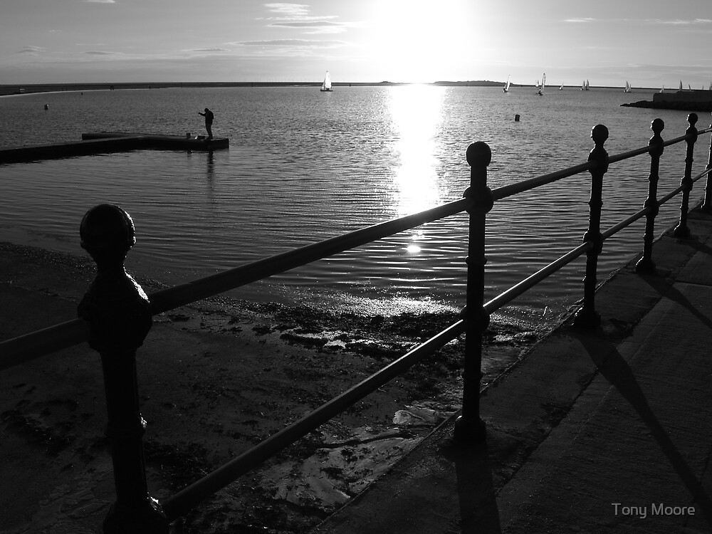West Kirby Marina by Tony Moore