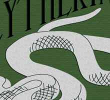 They See Me Slytherin Sticker