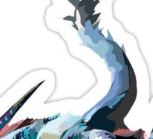 Nargacuga - Monster Hunter Sticker