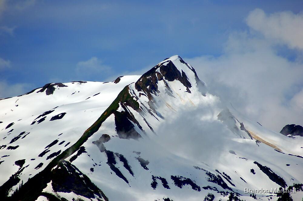 Mountian Peak by Brandon Marshall