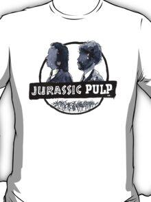 Jurassic Pulp Official T-Shirt (Jurassic Park / Pulp Fiction) T-Shirt