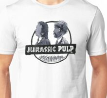 Jurassic Pulp Official T-Shirt (Jurassic Park / Pulp Fiction) Unisex T-Shirt