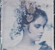 Girl in blue by nitrams