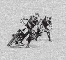Dirt Track Racers. T-Shirt