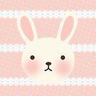 Usagi - pink by chocoboco