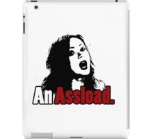 An Assload iPad Case/Skin