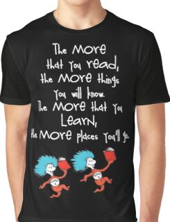 Dr. Seuss Day Graphic T-Shirt