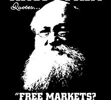 Kropotkin Quotes #3: Free Markets? My Arse. by Buddhuu