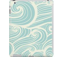 Wave Swirl Pattern  iPad Case/Skin