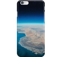 Earth view iPhone Case/Skin