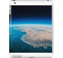 Earth view iPad Case/Skin