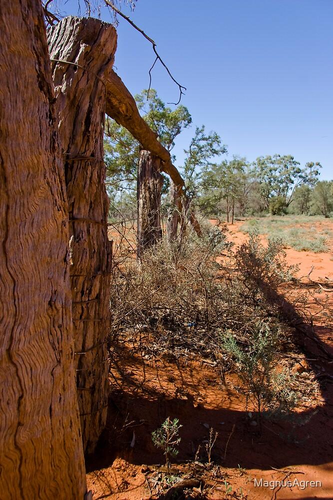 Outback fence by MagnusAgren