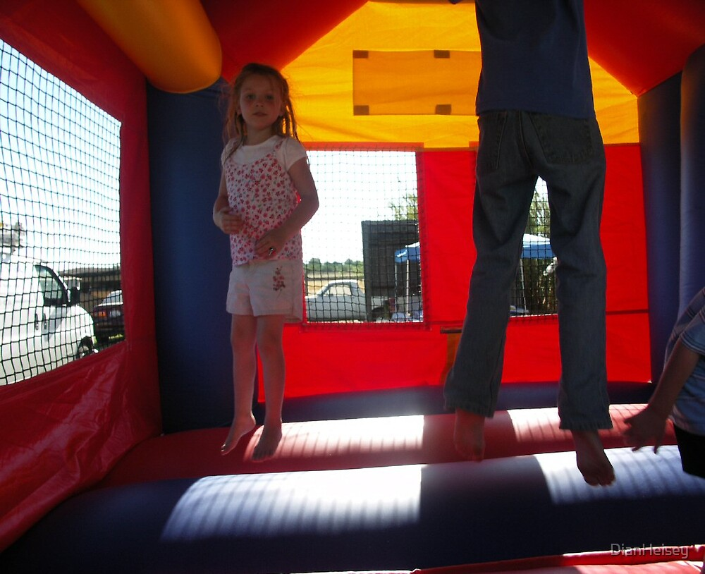 Bounce House Bounce by DianHeisey