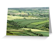 North York Moors..one view Greeting Card