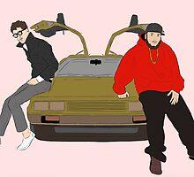 Chromeo - Tha Funk Lordz by ryanthecreator