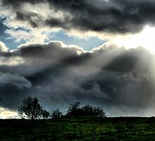 The Storm Is Coming by Robert Gipson