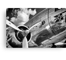 DC-3 power Canvas Print