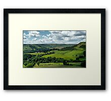 My Secret Place Framed Print