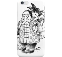 DB drawing iPhone Case/Skin