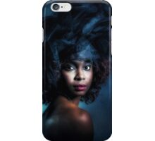 Feeling Blue iPhone Case/Skin