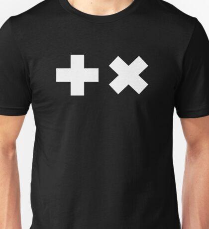 Martin Garrix +x white logo Unisex T-Shirt