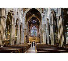 St Patrick's - Ireland Photographic Print