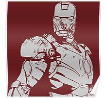IRON MAN 1.3 Poster
