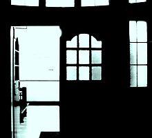 Academic doorway by K.D. Hemi