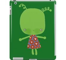 Mary the Martian iPad Case/Skin