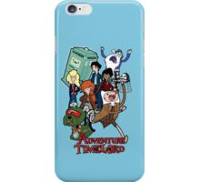 Adventure Time-Lord Number Ten iPhone Case/Skin