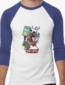 Adventure Time-Lord Number Ten Men's Baseball ¾ T-Shirt