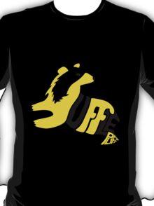 Typographic Hufflepuff T-Shirt