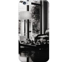 Coffee Shop - Everyone's Left iPhone Case/Skin