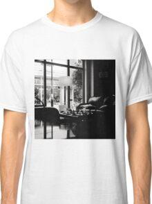 Coffee Shop - Everyone's Left Classic T-Shirt