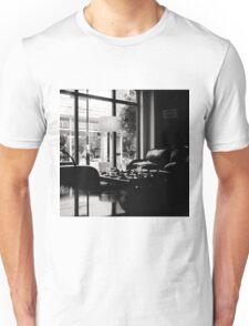 Coffee Shop - Everyone's Left Unisex T-Shirt