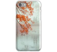 Autumn colors and feeling iPhone Case/Skin