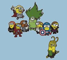 Minions Assemble by TopNotchy