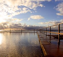 Cronulla Rock Pool by MagnusAgren