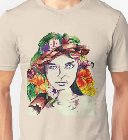 nature (colour edition) Unisex T-Shirt