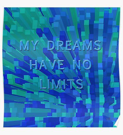 My Dreams Have No Limits 21317 Poster