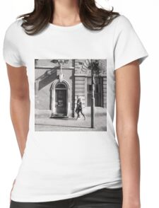 Well Heeled Womens Fitted T-Shirt