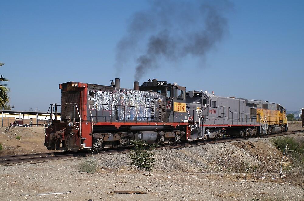 California Branch Line by Morven