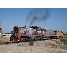 California Branch Line Photographic Print
