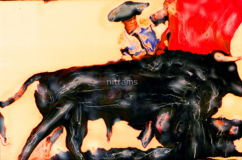 Bullfight by nitrams