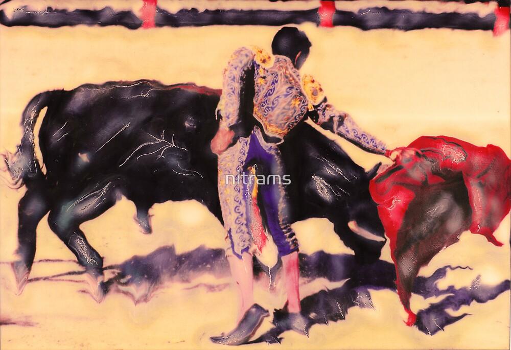 Bullfight-2 by nitrams