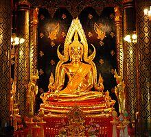 Wat Yai by Alexander Gitlits