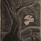 deadtree no.2 by hollowviolin